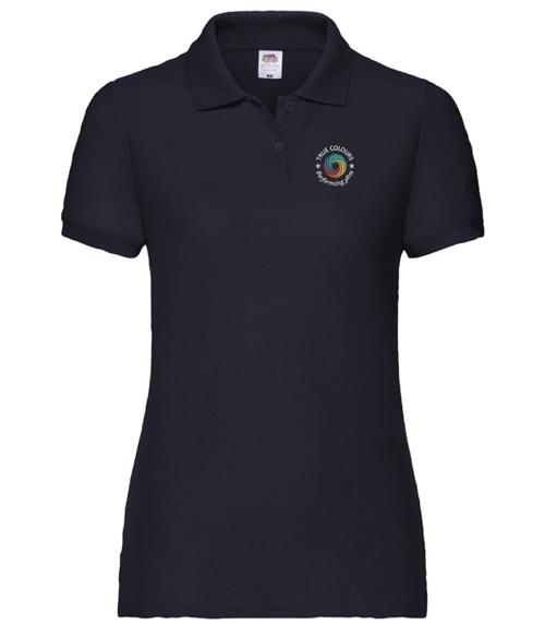 Women's 65/35 polo