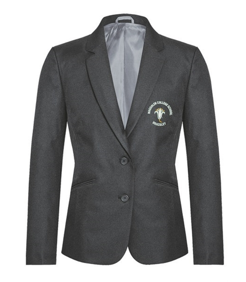 MAG FITTED GIRLS ECO BLAZER